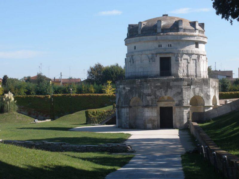 Ciclabile Parco Teodorico-Pineta S.Vitale