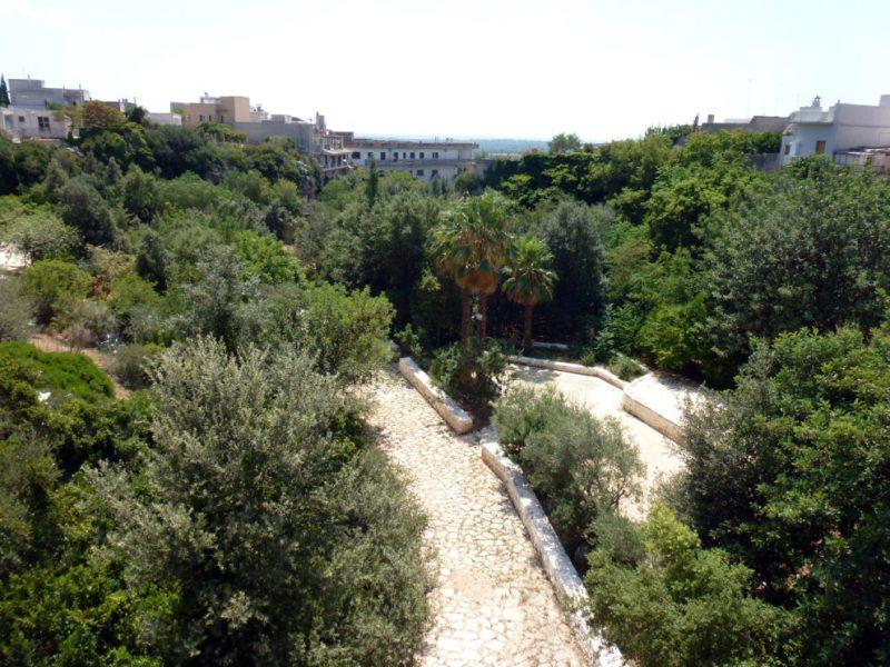 Itinerari Ciclo Turistici nel Comune di Villa Castelli (BR)