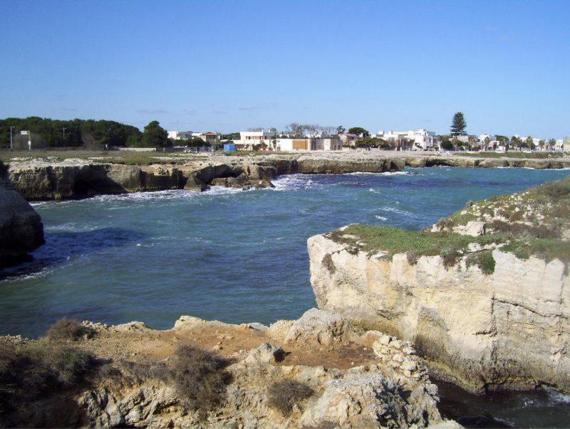 Progetto per la valorizzazione e riqualificazione integrata del Paesaggio Costiero di Melendugno
